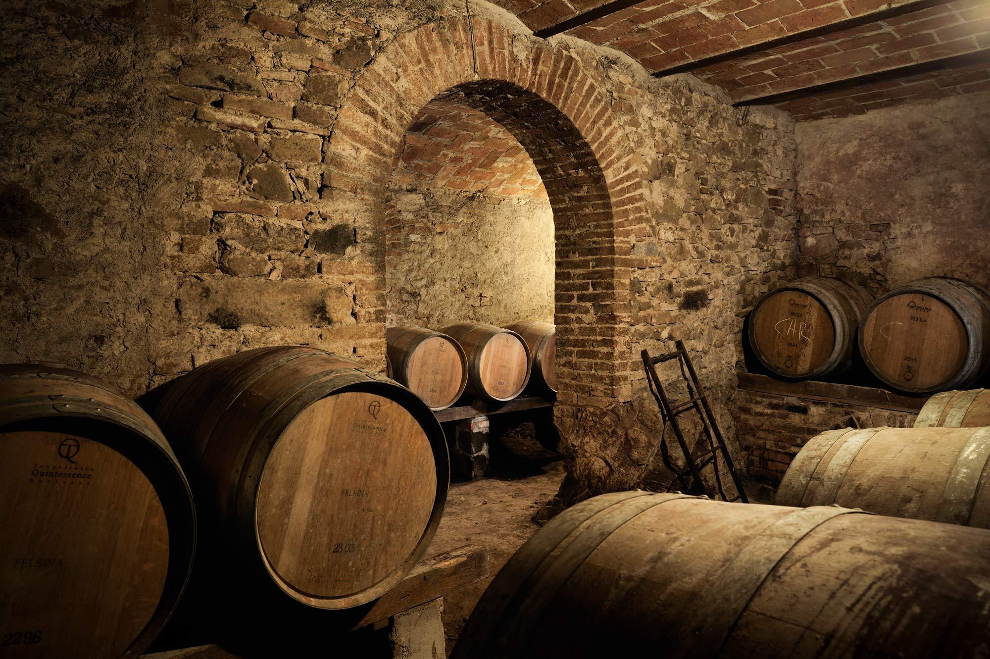 Cantina Castello di Farnetella Sinalunga Siena