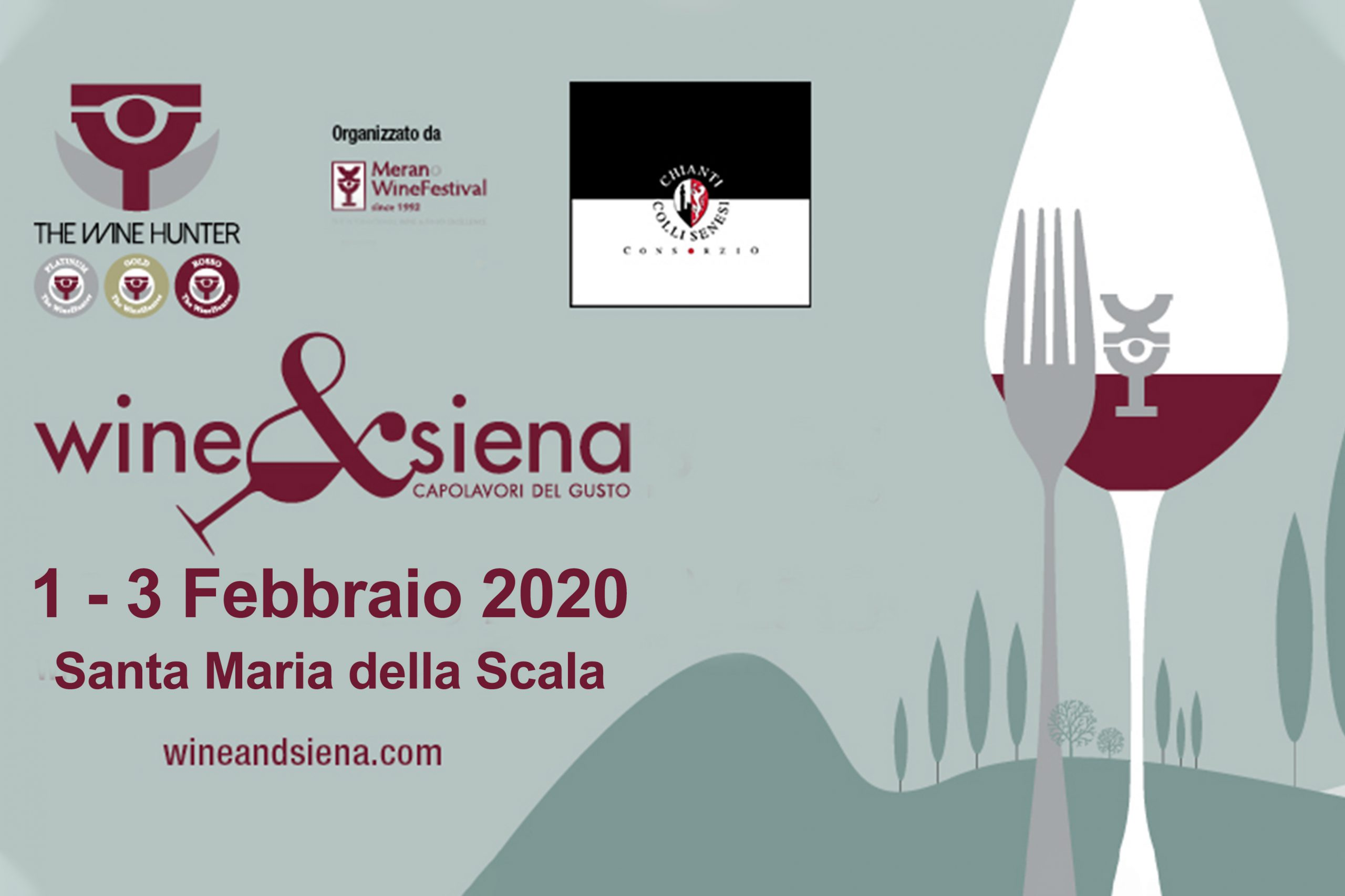 Per Consorzio Chianti Colli Senesi al via la quinta edizione di Wine and Siena 2020