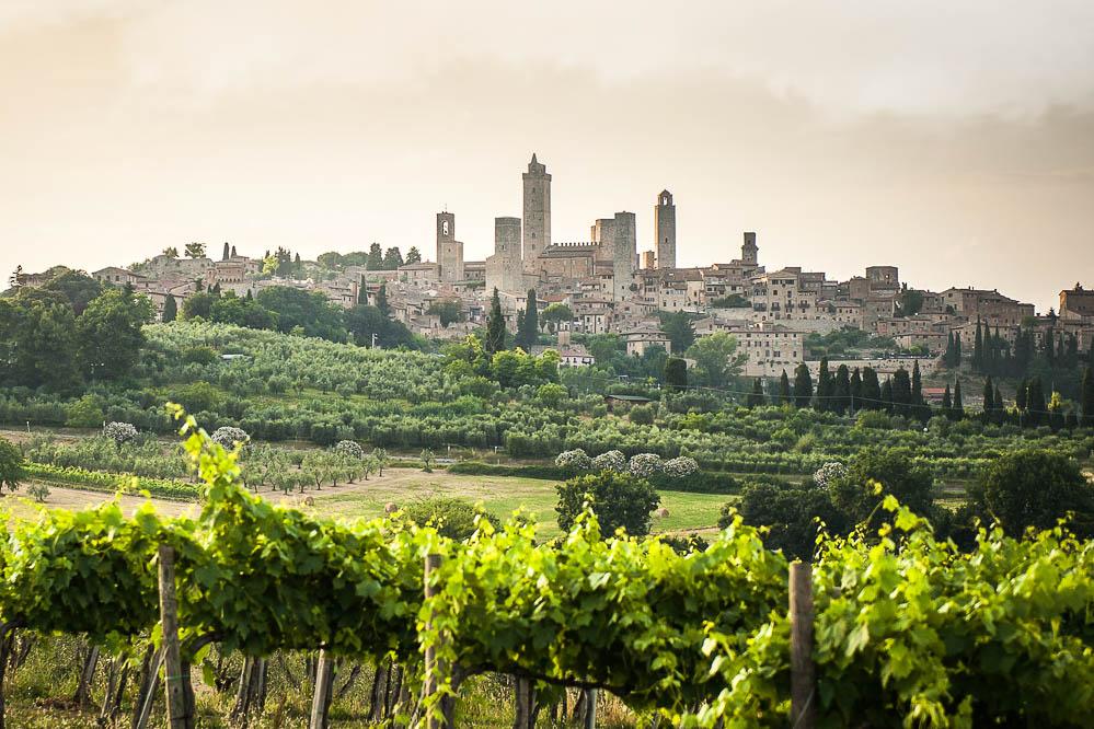 Sangimignano Toscana