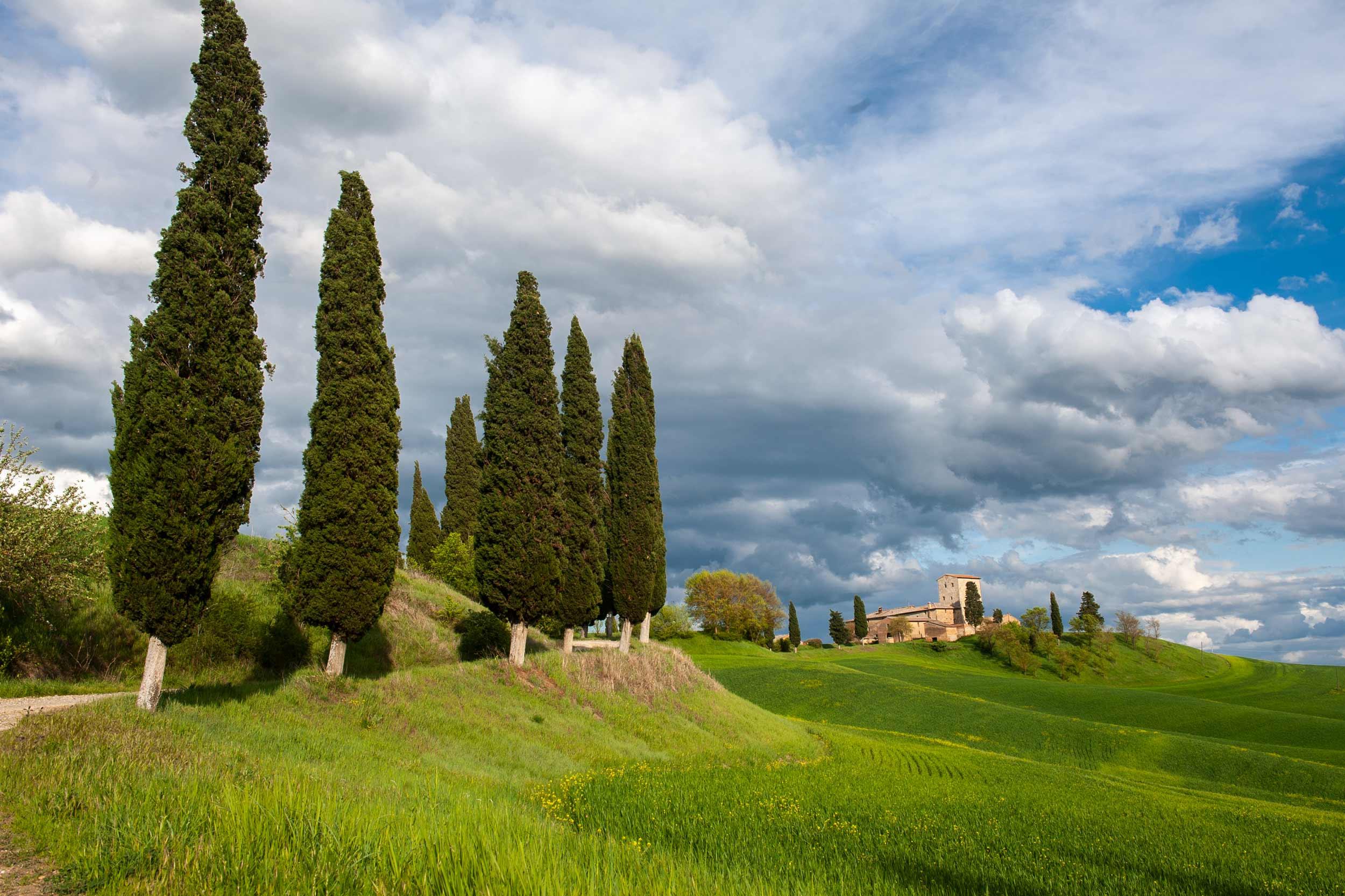 Ville di Corsano Crete Senesi Toscana
