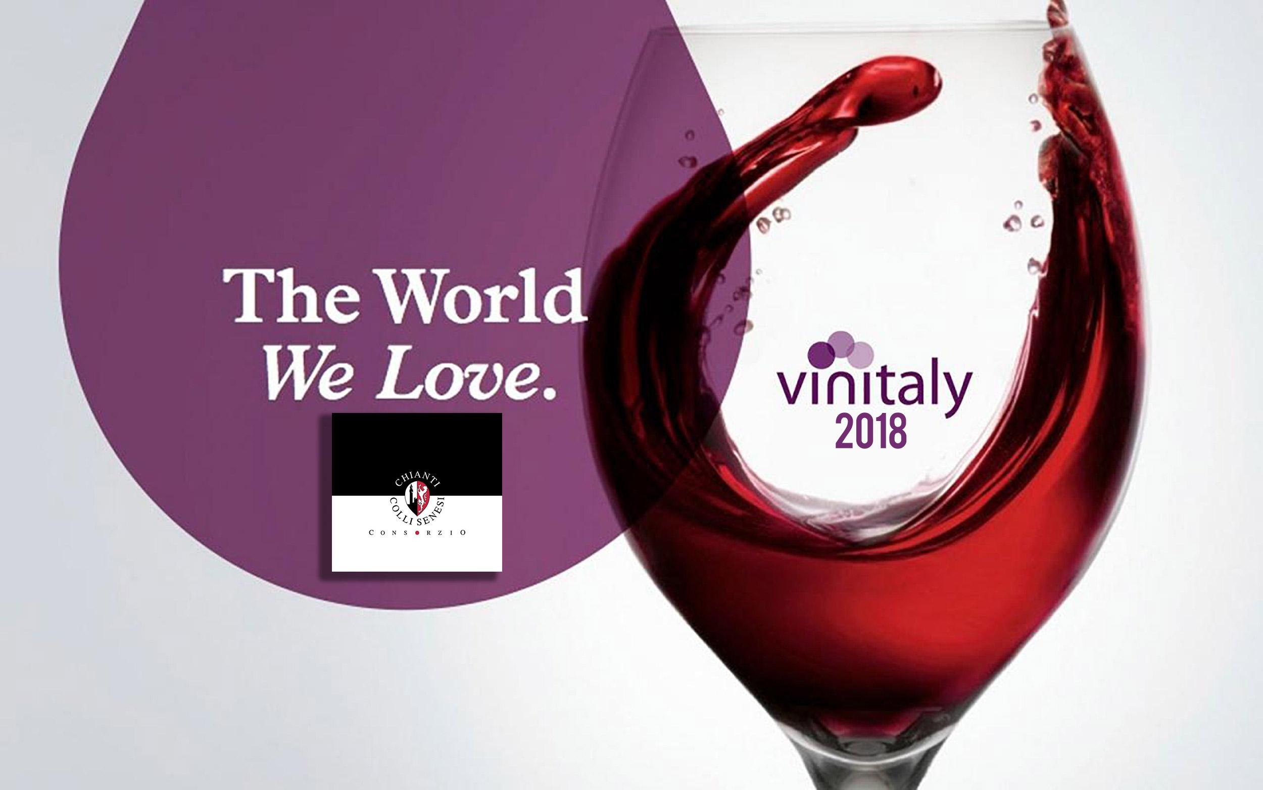 Chianti Colli Senesi, successo riconfermato al Vinitaly 2018